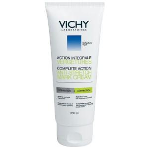 Die Vichy Schwangerschaftsstreifen Creme eignet sich sehr gut für die Behandlung von Schwangerschaftsstreifen.